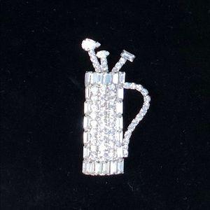 🤩Rhinestone Golf Bag Pin